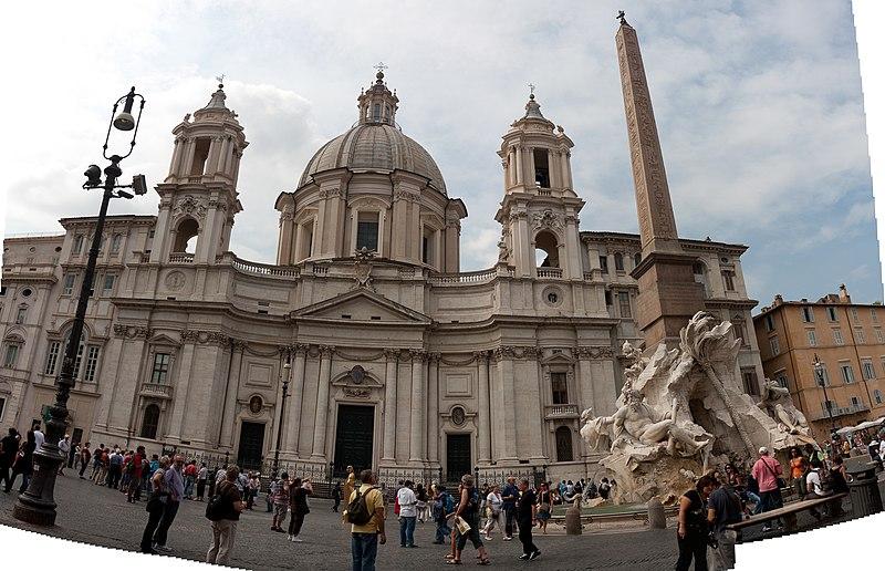 File:Chiesa di Sant'Agnese in Agone - panoramio.jpg