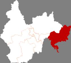 Hunchun Yanbianissa