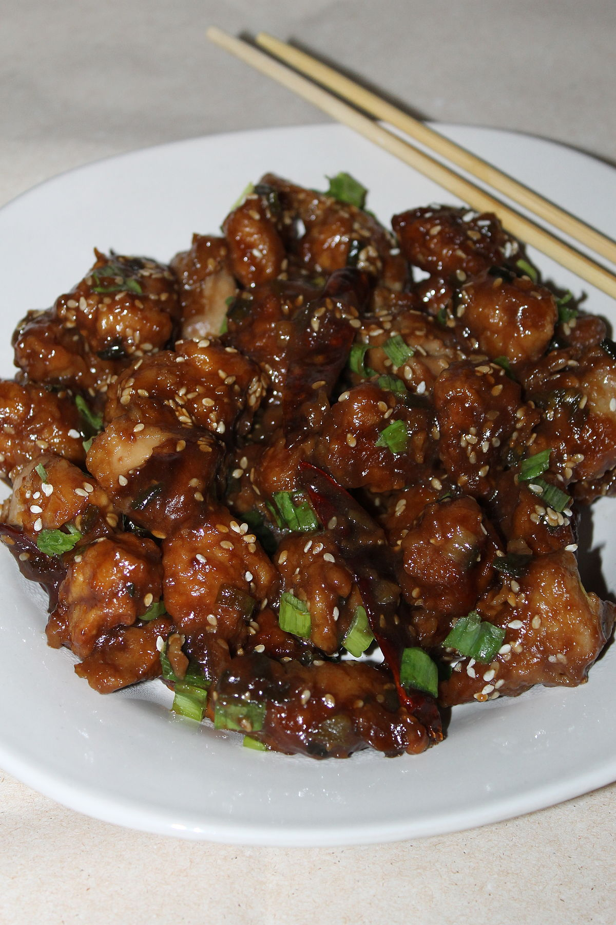 Sesame chicken wikipedia forumfinder Images