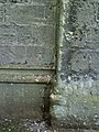 Chippenham, St Andrews Church benchmark - geograph.org.uk - 1846128.jpg