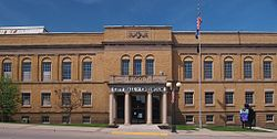 Chisholm City Hall