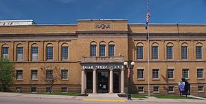 Chisholm, Minnesota - Chisholm City Hall