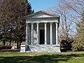 Chisholm Mausoleum - Evergreen Cemetery.JPG