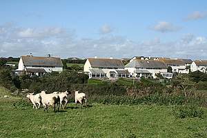 Chivelstone - Housing in East Prawle.