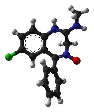 Chlordiazepoxide-from-xtal-1982-3D-balls.png