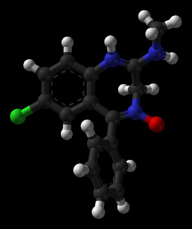 Хлордиазепоксид фото