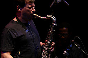 Chris Potter (jazz saxophonist) - Image: Chris Potter