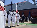 Christening ceremony for guided-missile destroyer USS Michael Monsoor (DDG 1001) 160618-N-VG727-050.jpg