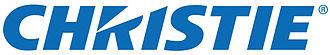 Christie (company) - Image: Christie blue logo