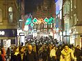 Christmas shoppers in Leeds in December 2009.jpg