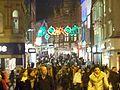 Christmas shoppers in Leeds in December 2009.jpg