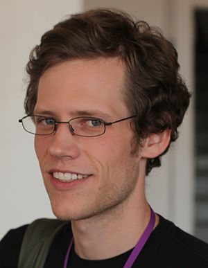 Christopher Poole - Poole in 2012