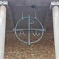 Christus Monogram door Jan Vaes, Molenstraat 37, Nijmegen.jpg