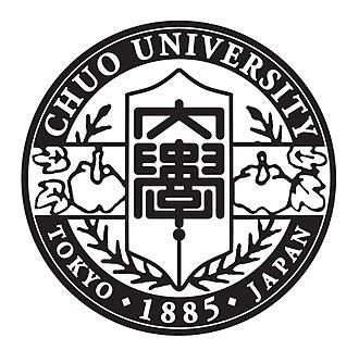 Chuo University - Image: Chuo Embrem