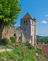 Church of Saint-Cirq-Lapopie 02.jpg