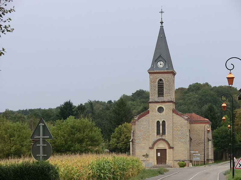 Church of Sainte-Croix (Ain).