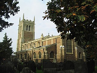 St Peter & St Pauls Church, Syston Church in Syston, England