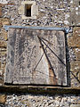 Church of the Holy Cross, Goodnestone - tower sundial.jpg
