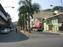Avenida dos Operários, Paracambi
