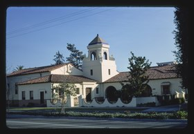 Santa Maria City Hall in 1977