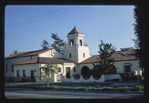 Santa Maria mailbbox