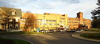 Norwich, New York - Chenango Memorial Hospital is a major employer in the city.