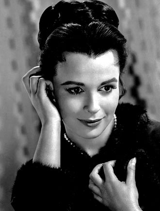 Claire Bloom - in The Brothers Karamazov (1958)