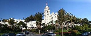 Claremont Hotel & Spa historic hotel, spa, club, resort in California