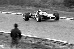 1967 Formula One season - Jim Clark won the 1967 United States Grand Prix at Watkins Glen