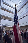 Close Up of American Flag at NETL (35030889303).jpg
