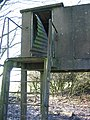 Close up picture of old ROC lookout Tower - geograph.org.uk - 332346.jpg