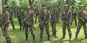 Central Reserve Police Force - CRPF CoBRA personnel