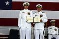 Coast Guard Air Station Elizabeth City, NC, holds change of command 140626-G-ZZ999-003.jpg