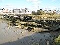 Coastal debris on the Arun - geograph.org.uk - 1057990.jpg