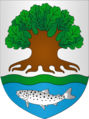 Coat of Arms of Astraviec.png