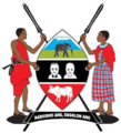 Coat of Arms of Kajiado County.png