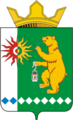 Coat of Arms of Tisulsky rayon (Kemerovo oblast).png