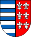 Coat of arms of Brezno.png