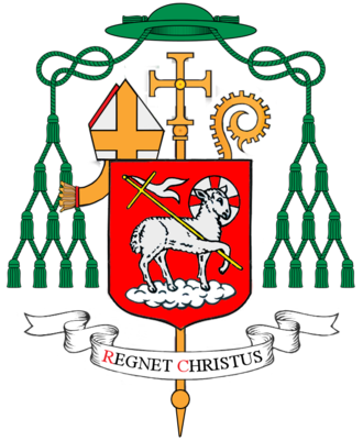 Henri-Charles Lambrecht - Image: Coat of arms of Henri Charles Camille Lambrecht