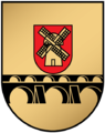 Coat of arms of Pakruojis Lithuania).png