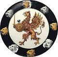 Coats of arms of the house of Romanov (boyars).jpg