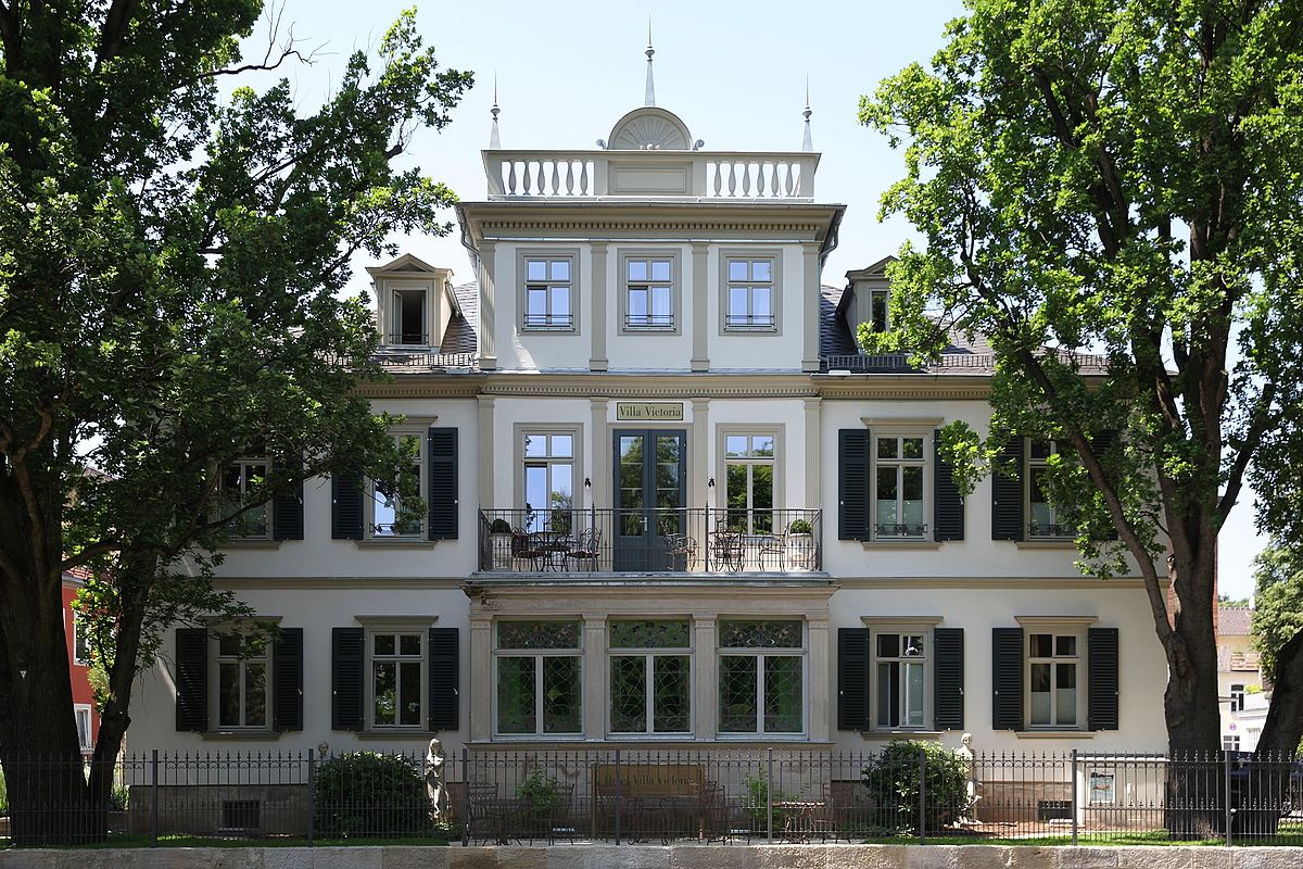 villa victoria coburg