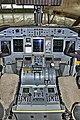 Cockpit of Austrian Airlines De Havilland Canada DHC-8-400 OE-LGO, Vienna International Airport.jpg