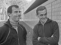 Coen Moulijn en Miel Pijs (1965).jpg