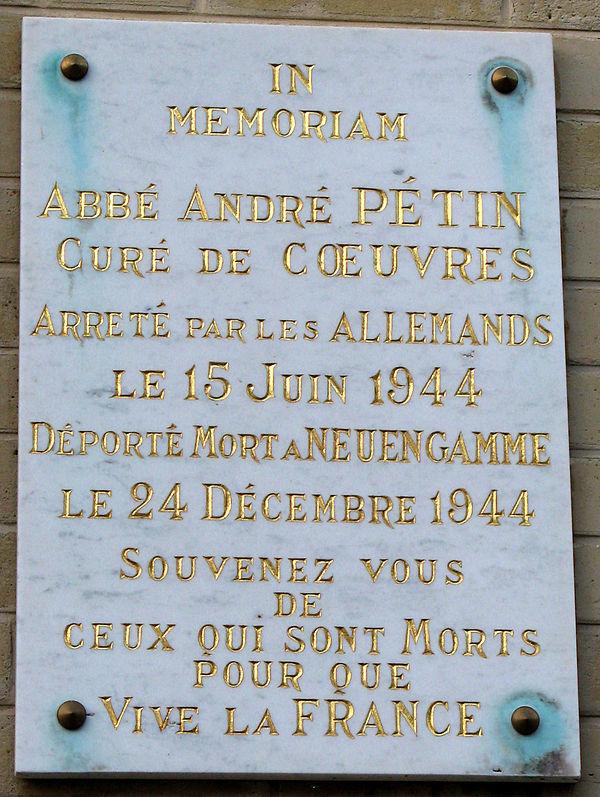 Photo de la ville Cœuvres-et-Valsery