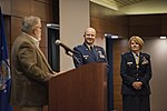 Col. Patty Wilbanks retires after 27 years of service (29367460663).jpg