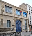 Collège Moulin des Prés, 18 rue du Moulin des Prés, Paris 13e.jpg