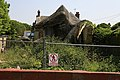 Collapsed thatched cottage in South Weirs, Brockenhurst - geograph.org.uk - 182947.jpg