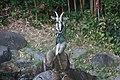 Collodi, Parco di Pinocchio, la capretta 03.jpg