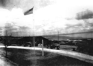 Colombey-les-Belles Aerodrome - 1st Air Depot Headquarters